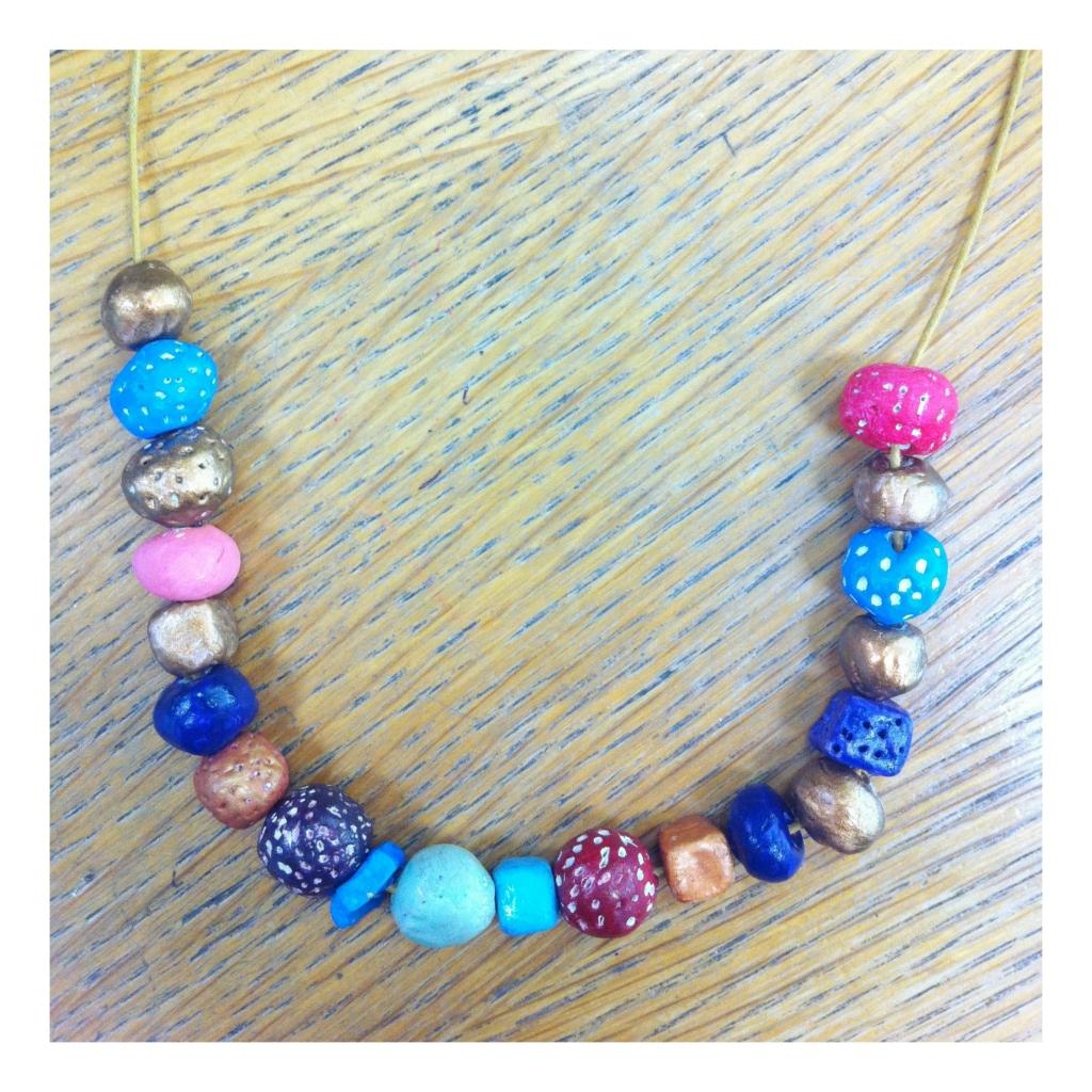 ceramic necklace 1